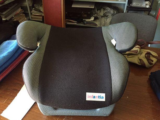 Cadeira auto para criança até 35 kilos