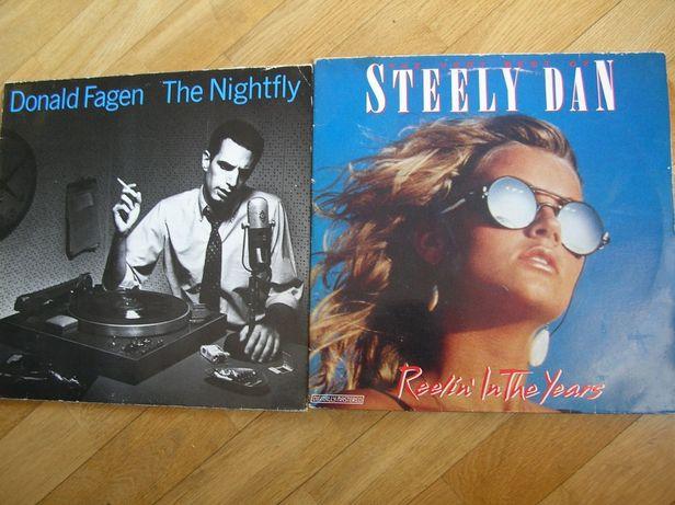 Dwie płyty Steely Dan The Very Best 1 Press UK Donald Fagen Nightfly