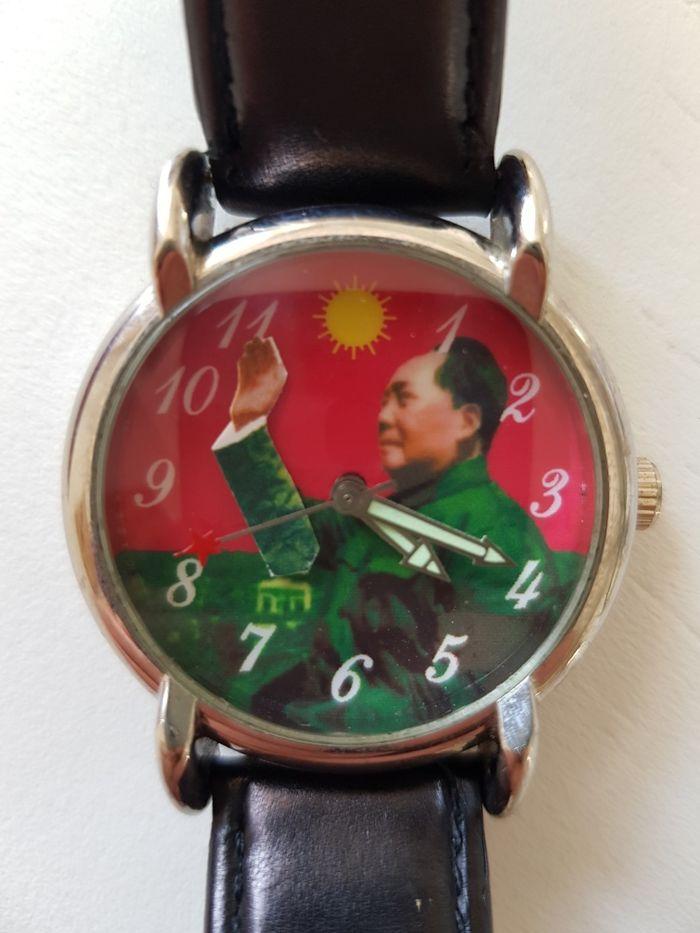 Zegarek kolekcjonerski - Kim Dzong Il - unikat Wschowa - image 1