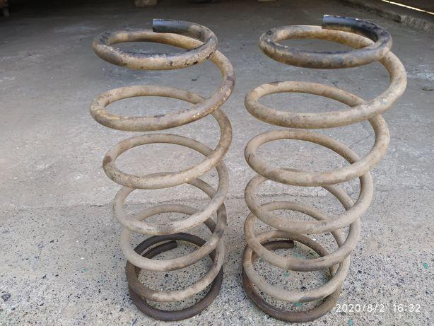 Продам родные  передние пружины  на ланос део