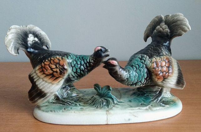 Przedwojenna figurka z porcelany