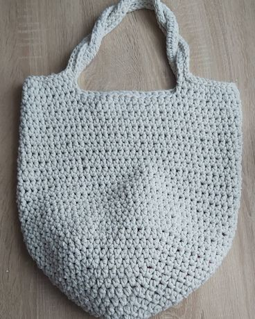 Szydelkowe torby