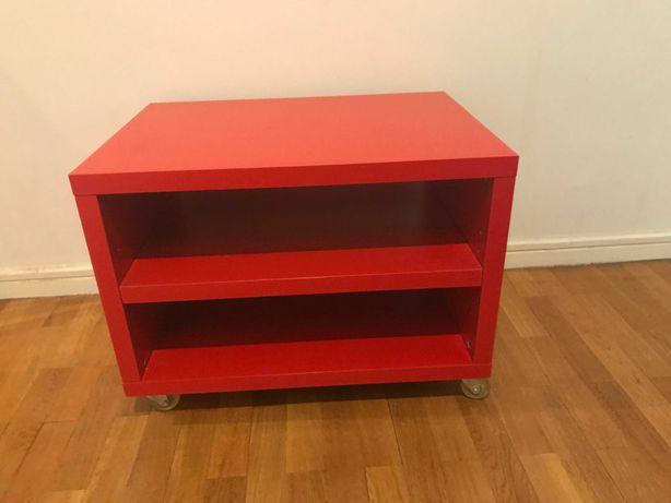 Mesa de apoio com rodízios - IKEA
