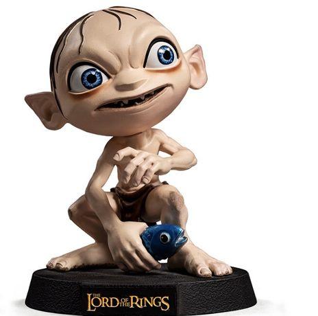 Figurka Gollum Władca Pierścieni Iron studio The Lord of the Rings