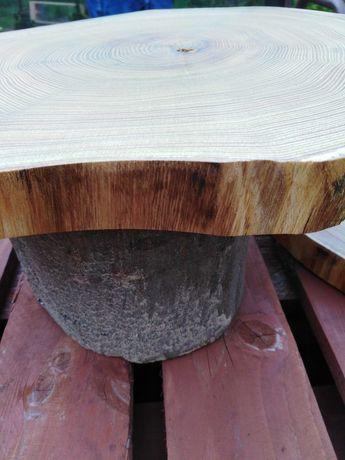 Plaster plastry drewna akacja