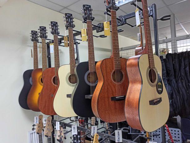 Cort AD810 + ПОДАРОК. Акустическая гитара. AF 510 M OP BKS SSB