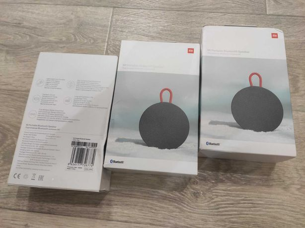 Портативная колонка Xiaomi Mi Portable Bluetooth Speaker GLOBAL