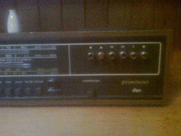 Radiomagnetofon-zabytkowy- Niemiecki