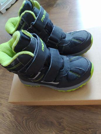 Zimowe buty chłopięce