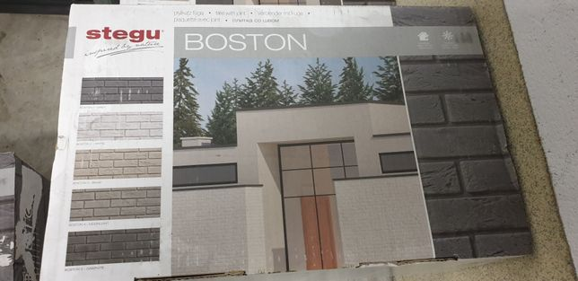 Stegu Boston Grey kamień elewacyjny dekoracyjny