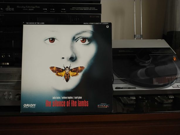 LaserDisc - Silence Of The Lambs - NTSC
