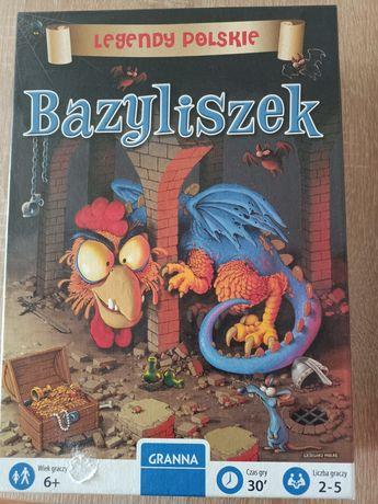 Gra planszowa Bazyliszek