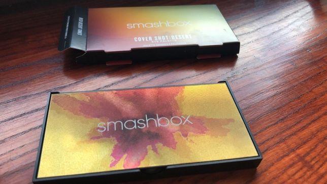 Nowa paletka Smashbox cover shot desert