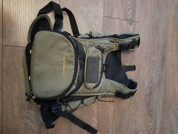 *rezerwacja* Dragon techpack kamizelka z plecakiem