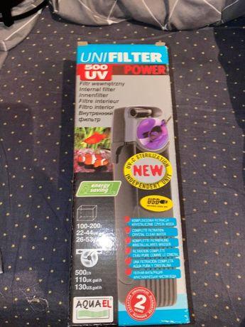 UNI filter 500UV filtr wewnętrzny