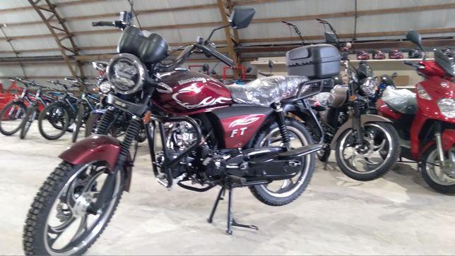 Мотоцикли Musstang, spark 125