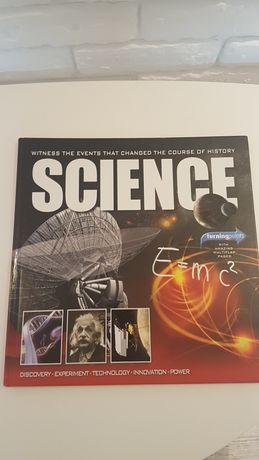 Книга на английском Science из USA
