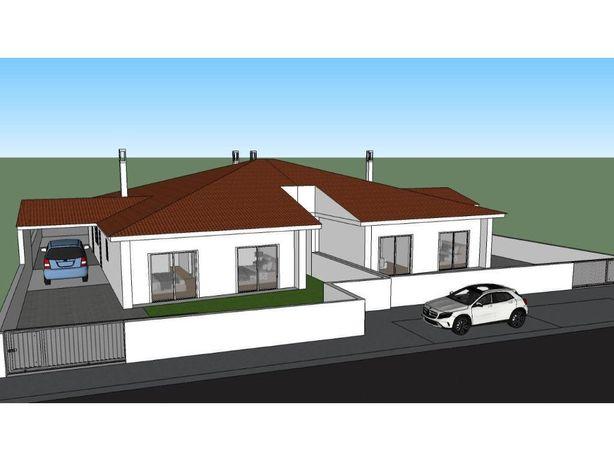 Moradia Térrea T3 em projeto a 10minutos do centro de Águeda