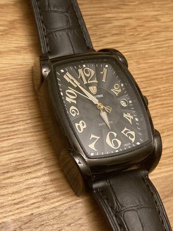 Bardzo gustowny automatyczny zegarek