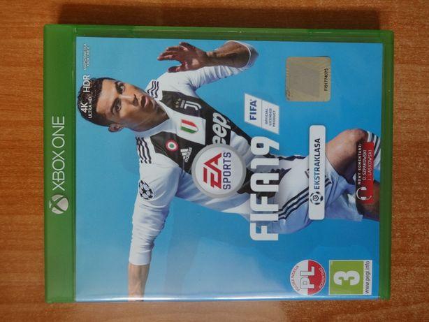 FIFA 19 Ekstraklasa gra XBOX ONE nowa