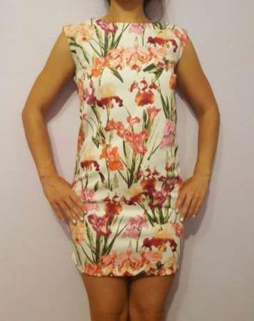 Платье весна mohito