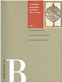 11036 Os Incunábulos das Bibliotecas Portuguesas. (2 Vols)