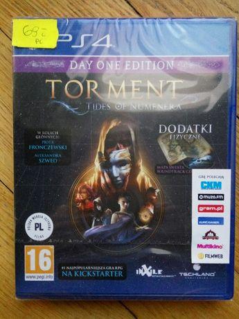 Torment Tides of Numenera PS4 PL