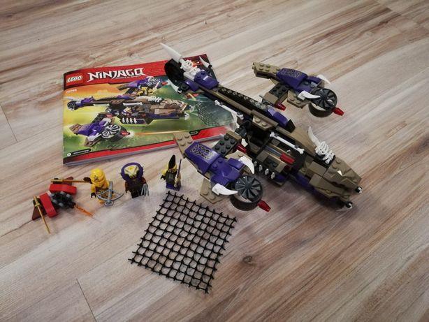Lego Ninjago 70746 Atak Śmigłowca
