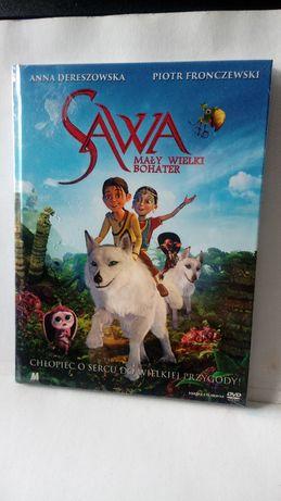 Sawa. Mały Wielki Bohater [DVD]