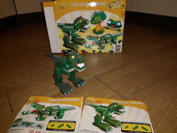 Cobi creative power 250 dinozaur krokodyl