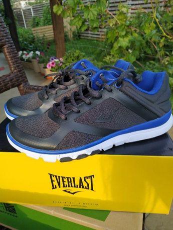 Женские кроссовки Everlast Basic Flex Ladies Trainers Черно-синие