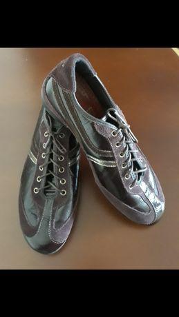 Geox женские оригинальные мокасины кроссовки 37 размер