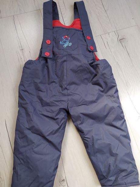 Spodnie zimowe 18m i 8m