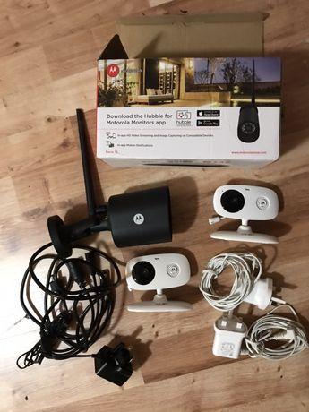 Kamery motorola cctv ip