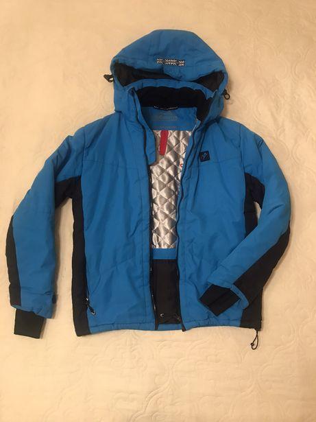 Зимняя куртка для подростка 158-160см