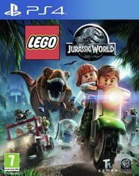 Gra LEGO Jurassic World PL PS4