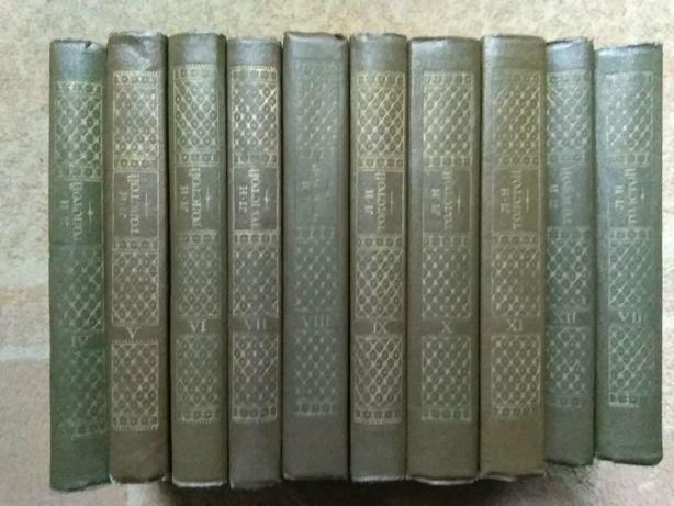 Толстой Л.Н. подписное издание.