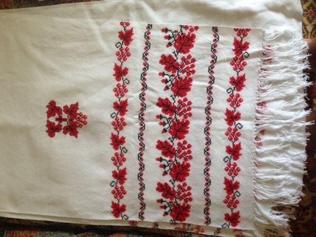 Рушник свадебный ручной работы