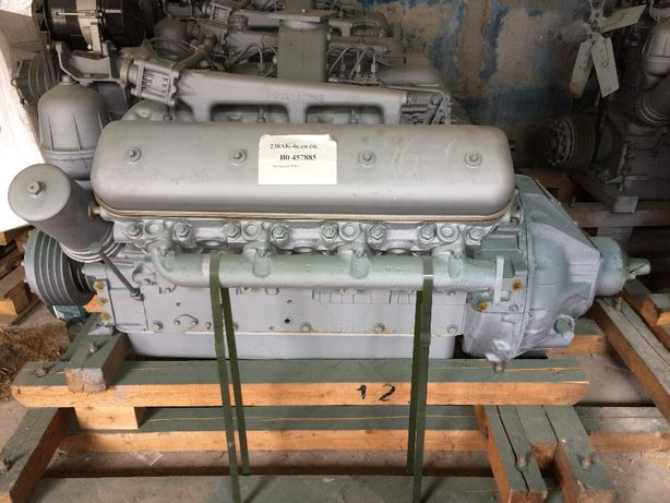 Двигатель ЯМЗ-238АК 1-й комплектации, НОВЫЙ