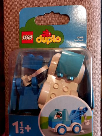 "Конструктор LEGO Duplo ""Евакуатор"""