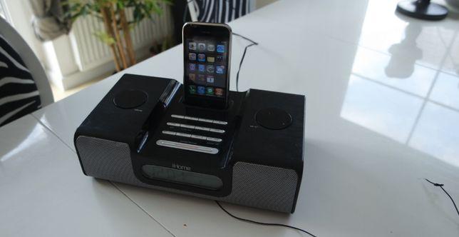 Zestaw Stacja na iPhone Budzik + Telefon Iphone 1