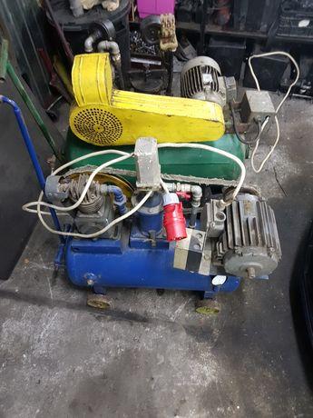Sprezarka kompresor 2 sztuki