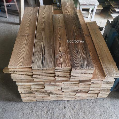 Stare drewno deski oryginalne rozbiorkowe