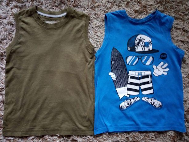 koszulki dla chłopca 140 cm