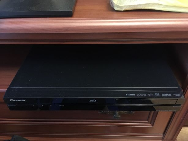 BDP-120 Pioneer blu-ray CD player проигрыватель компакт-дисков продам