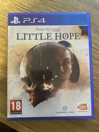 The Dark Pictures Anthology: Little Hope - PS4 - Playstation 4