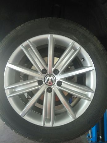 Продам оригинальные диски VW