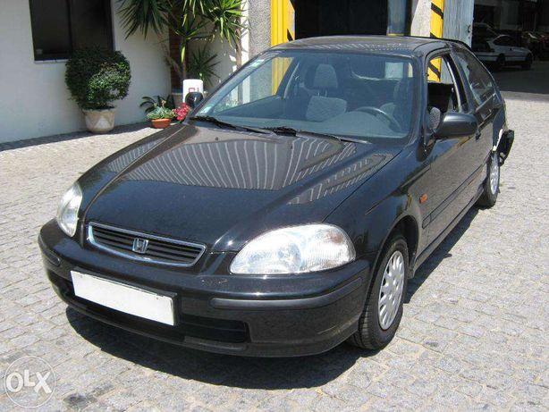 Honda civic Peças