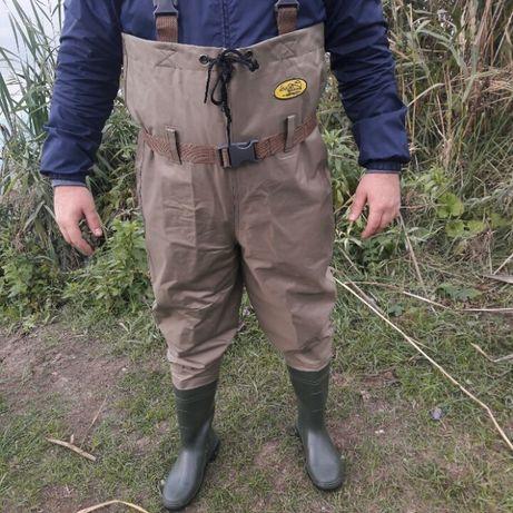 Заброды с поясом Lemigo Spodnie Buty 996 нейлон Лемиго для охоты