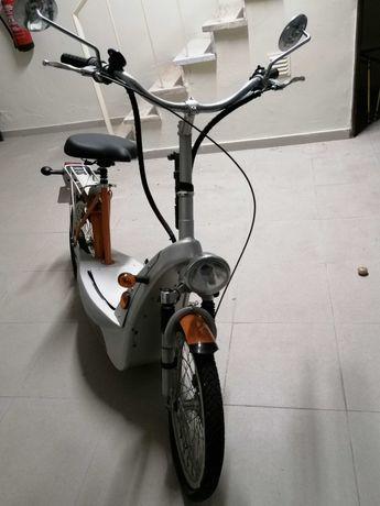 scooter elétrica eco veycle